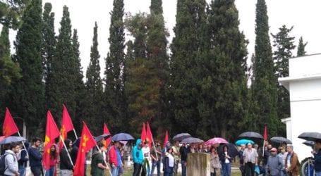 Πολιτικό μνημόσυνο των εκτελεσθέντων στο Καζανάκι