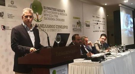 Κ. Αγοραστός: Η Θεσσαλία δεν έχει την πολυτέλεια να λέει «όχι» στο νερό