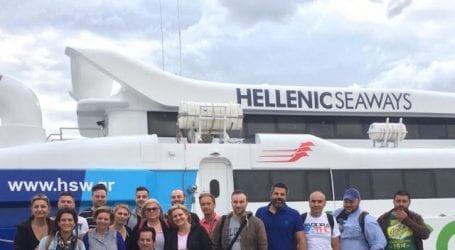 Συναντήσεις για την προώθηση της σύνδεσης Σποράδων – Θεσσαλονίκης