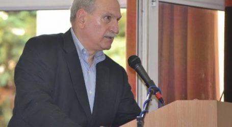 Ο Νίκος Παπακωνσταντίνου Πρόεδρος της Δ.Ε. ποδοσφαίρου της Νίκης Βόλου