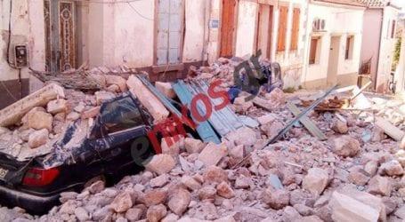 Ισχυρός σεισμός 6,1 Ρίχτερ στη Λέσβο – Μία νεκρή και 11 τραυματίες