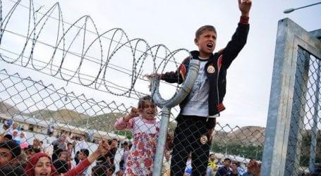 Πρόσφυγες πιάστηκαν στα χέρια για το… ζάπινγκ στην Αγριά!