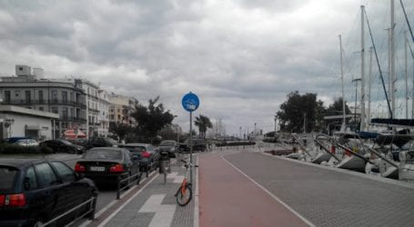 Πέρασε κατά πλειοψηφία η μελέτη για τους ποδηλατοδρόμους, 10.140μ.