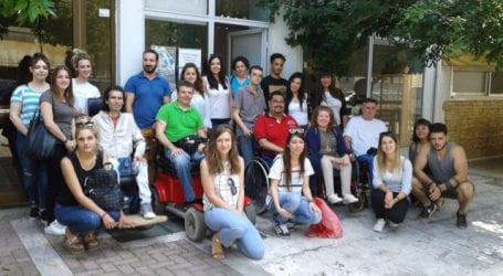Επίσκεψη σπουδαστών του ΙΕΚ Βόλου στον Ιππόκαμπο