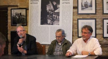 «ΔΗΜΗΤΡΗΣ ΛΕΤΣΙΟΣ: Ένα πορτρέτο του Βόλου ταξιδεύει στη Σκιάθο»