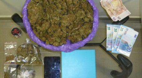 Συνελήφθη 28χρονος Βολιώτης για διακίνηση ναρκωτικών