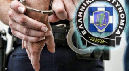 Χειροπέδες σε 38χρονο για κλοπή
