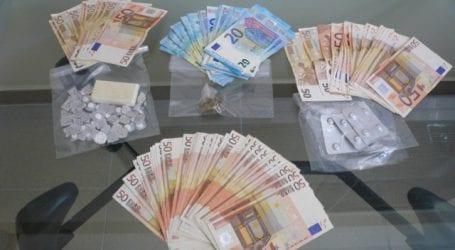 Χειροπέδες σε έμπορο ναρκωτικών στον Βόλο