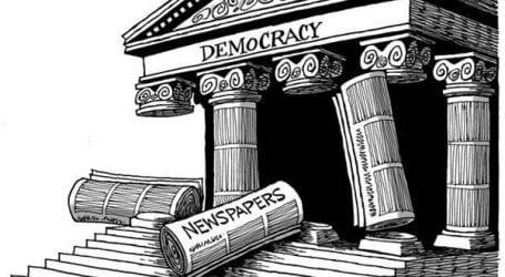 Ημερίδα του Π.Θ. στο Χόρτο με θέμα «Democracy and Dissent»