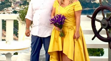 Παντρεύτηκε η Έρρικα Πατρικίου (εικόνες)