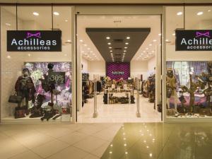 Νέο κατάστημα αλυσίδας με αξεσουάρ και ρούχα στον Βόλο