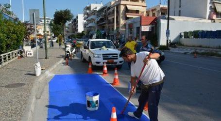 Ολοκληρώθηκαν οι παρεμβάσεις της Τεχνικής Υπηρεσίας του Δήμου Βόλου στο Αχιλλοπούλειο (εικόνες)