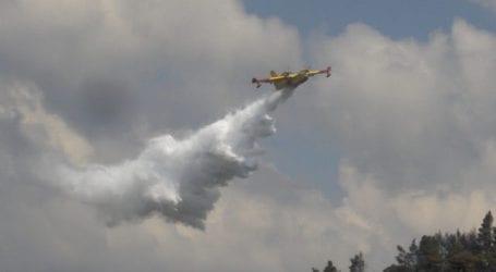 Τριάντα στρέμματα με πουρνάρια έκαψε πυρκαγιά στην Ανάβρα