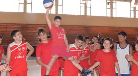 Τέλος χρονιάς για τις Ακαδημίες μπάσκετ του Ολυμπιακού Βόλου