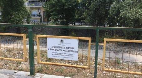 Πινακίδες για την καθαριότητα τοποθετήθηκαν στον Κραυσίδωνα (εικόνα)