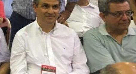 Τι έκανε ο Πάνος στο συνέδριο της Δημοκρατικής Συμπαράταξης