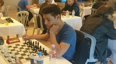 Εξαιρετικές εμφανίσεις Βολιωτών σκακιστών στο Διεθνές Τουρνουά Ικαρίας