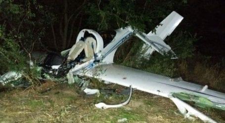 Έπεσε αεροπλάνο στη Λάρισα – 2 νεκροί (εικόνες)