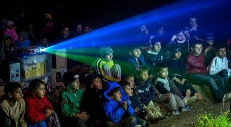 «Cinema κάτω από τ' αστέρια» σε Αγριά και Αγχίαλο