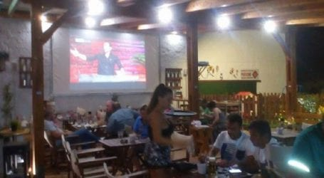Γιγαντοοθόνες για τον τελικό του Survivor στη Λάρισα! (εικόνες)