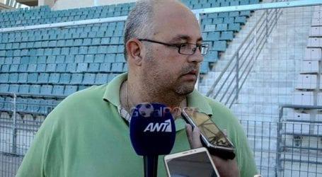 Με 48 ψήφους εξελέγη πανηγυρικά μέλος της Εκτ. Επιτροπής της ΕΠΟ ο Περικλής Λασκαράκης