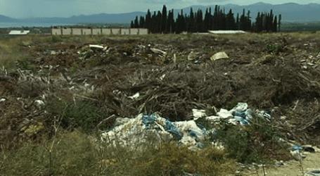Καταγγελία στη Διεύθυνση Υγείας  για παράνομο σκουπιδότοπο στην Αγχίαλο