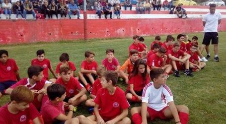 Δωρεάν προπονήσεις ποδοσφαίρου