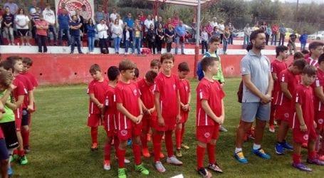 Ξεκινά προπονήσεις τον Σεπτέμβριο η Ακαδημία ποδοσφαίρου