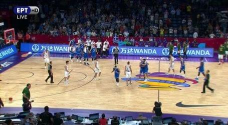 Στους οκτώ του Ευρωμπάσκετ η Ελλάδα 77-64 τη Λιθουανία