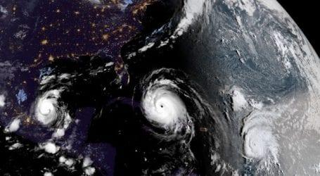 Φονικό το πέρασμα και της τροπικής καταιγίδας «Κάτια»
