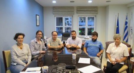 Συνάντηση Διοίκησης του ΕΣΒ με το Επιμελητήριο Μαγνησίας