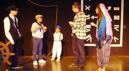 Θεατρικό εργαστήρι για παιδιά και εφήβους