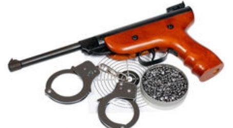 Σύλληψη Βολιώτη που κατείχε αεροβόλο όπλο