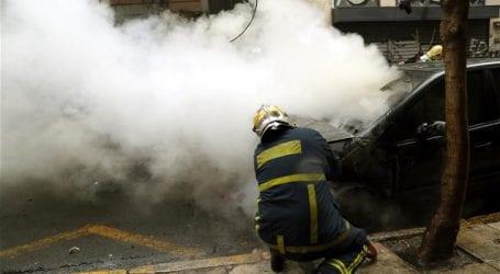 Φωτιά σε αυτοκίνητο εν κινήσει
