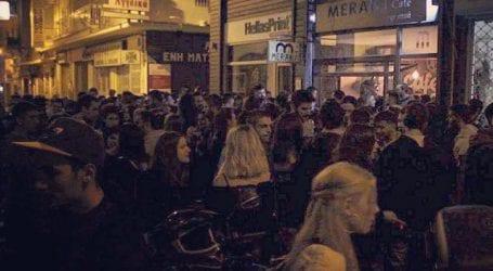 Street party στην Παύλου Μελά με εκατοντάδες κόσμου! (εικόνες)