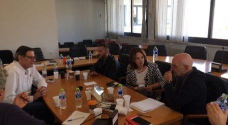 Συναντήσεις βουλευτών ΣΥΡΙΖΑ με φορείς