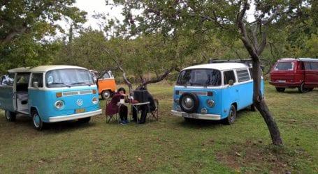 Το VW Bus Club στο Πήλιο (εικόνες)