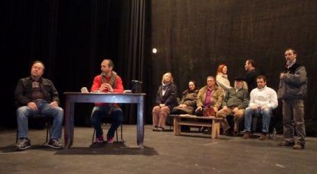 Θεατρική παράσταση από τους δικηγόρους του Βόλου