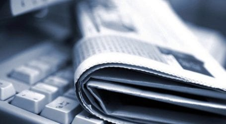 Στάση εργασίας στα ΜΜΕ
