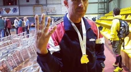 Βολιώτης αθλητής τερμάτισε την Σπαρτακιάδα