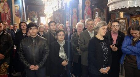 Μνημείο για τις ψυχές τριών αδικοχαμένων γυναικών στα Κάτω Λεχώνια