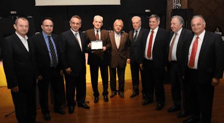 Βραβεύσεις επιχειρήσεων και Δήμου στη Γενική Συνέλευση Επιμελητηρίων