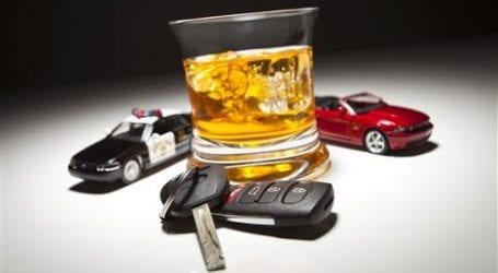 Χειροπέδες σε μεθυσμένο Βολιώτη οδηγό