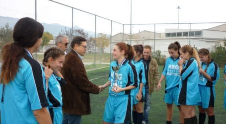Πανθεσσαλικό Φοιτητικό Τουρνουά Γυναικείου Ποδοσφαίρου