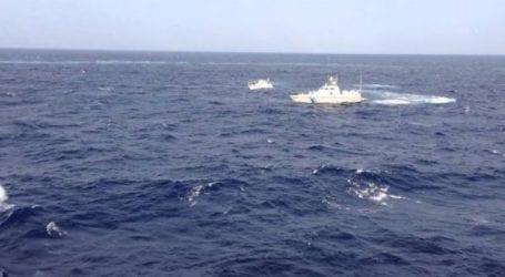 Ακυβέρνητη βάρκα στα Πλατανίδια-Σώθηκαν οι επιβάτες