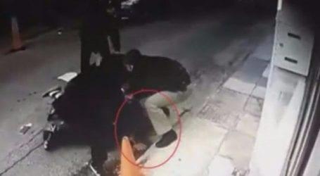 Bίντεο ντοκουμέντο: H σύλληψη του δολοφόνου της Δώρας