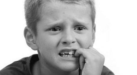 Τα παιδιά έχουν άγχος;