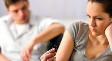 Οι συχνοί λόγοι που οδηγούν στο διαζύγιο