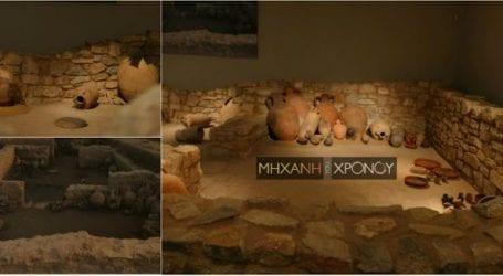Η θαμμένη ρωμαϊκή ταβέρνα του Βόλου αποκαλύπτει τα μυστικά της…