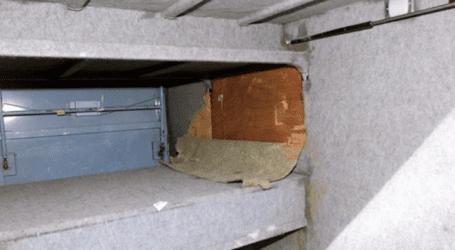 Ο Κώστας Βιλανάκης κρυβόταν σε κρύπτη του σπιτιού του στην Γιάννουλη